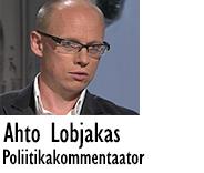 Ahto Lobjakas autor