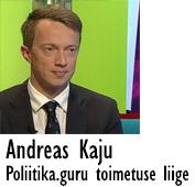 Andreas Kaju autor