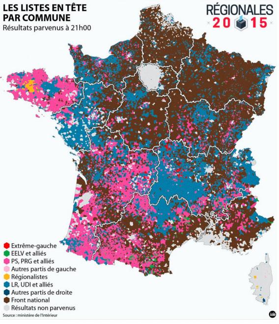Prantsuse kohalikud valimised