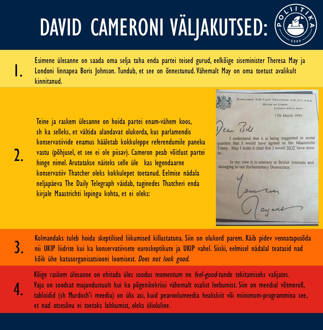David Cameroni riskid