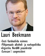 Lauri Beekmann autor