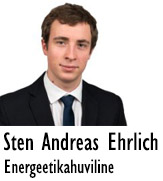 Sten Andreas Ehrlich autor