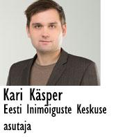 Kari Käsper autor EIK asutaja