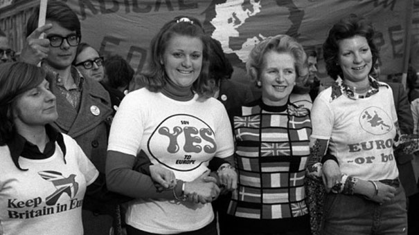 Thatcher-pro-EU