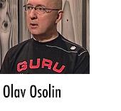 Olav Osolin autor