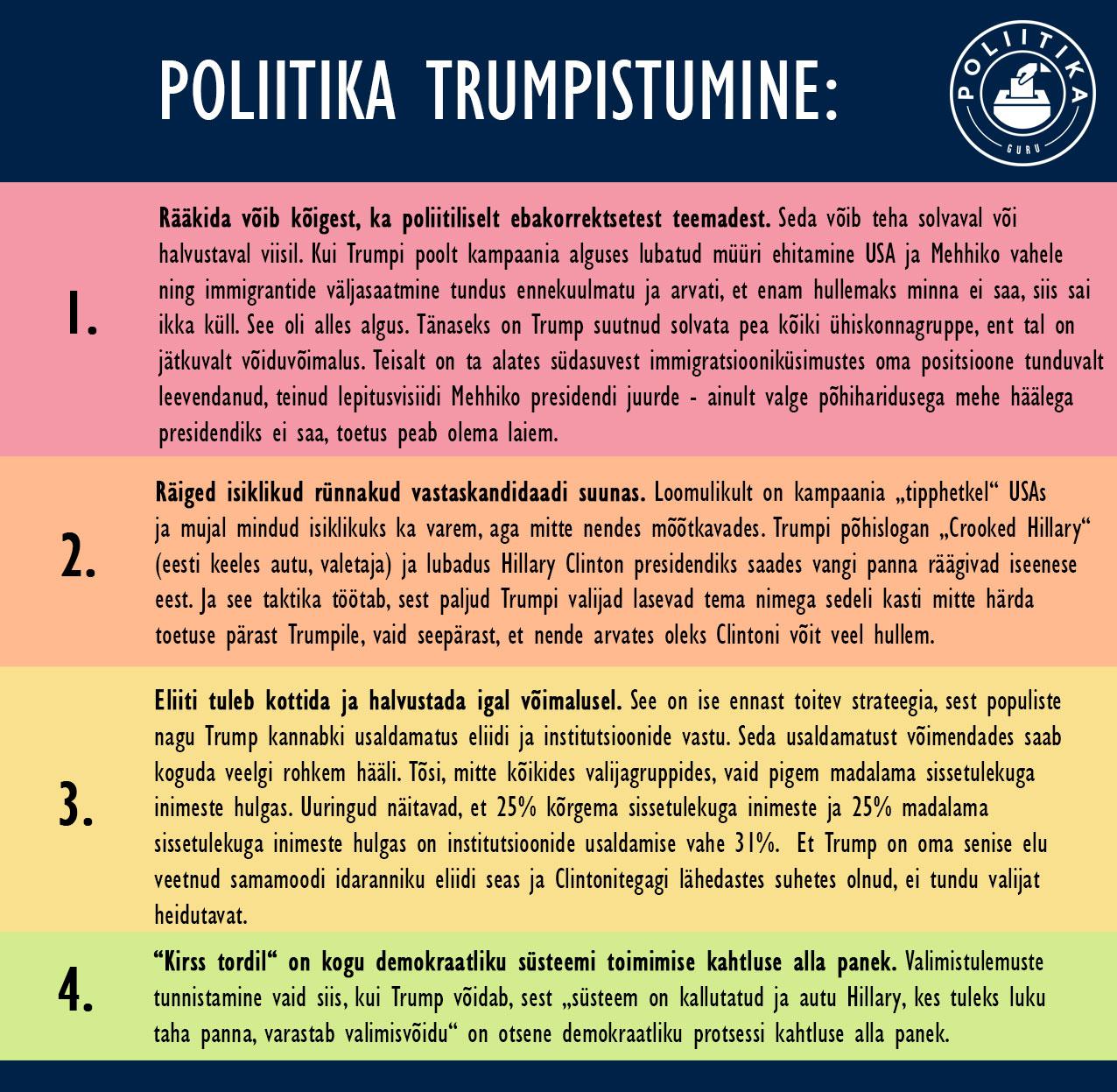 poliitika-trumpistumine