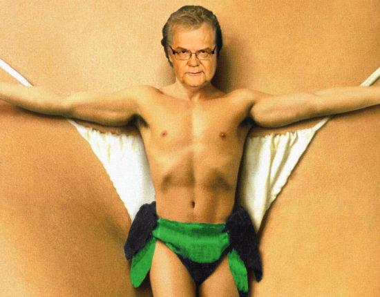 Larry Savisaar Flynt